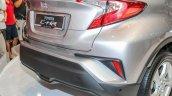 Toyota C-HR rear fascia