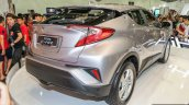 Toyota C-HR rear three quarters