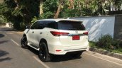 Toyota Fortuner with a 'Fiar Design' Body Kit rear quarter