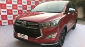 Toyota Innova Touring Sport front three quarters