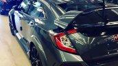 U.S.-spec 2017 Honda Civic Type R