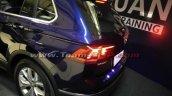 VW Tiguan at dealer training