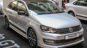 VW Vento GT front three quarters