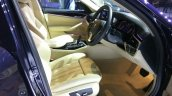 2017 BMW 5 Series Sport Line interior launched