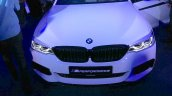 2017 BMW 5 Series front launched