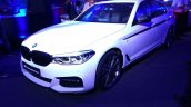 2017 BMW 5 Series front quarter launched