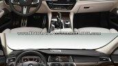 2017 BMW 6 Series GT vs. BMW 5 Series GT interior dashboard