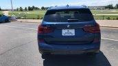 2017 BMW X3 M40i rear