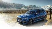 2017 BMW X3 M40i xDrive leaked image