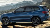 2017 BMW X3 M40i xDrive left side leaked image