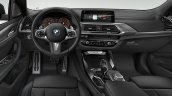 2017 BMW X3 interior leaked image