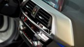2017 BMW X3 xDrive30d centre console