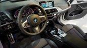 2017 BMW X3 xDrive30d dashboard