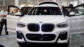 2017 BMW X3 xDrive30d front
