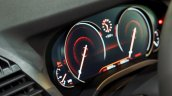2017 BMW X3 xDrive30d instrument panel