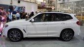 2017 BMW X3 xDrive30d profile
