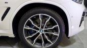 2017 BMW X3 xDrive30d wheel