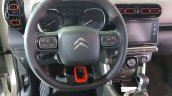 2017 Citroen C3 Aircross dashboard driver side