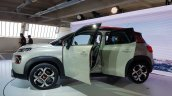 2017 Citroen C3 Aircross doors open