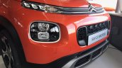 2017 Citroen C3 Aircross front fascia
