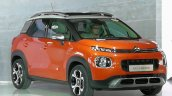 2017 Citroen C3 Aircross front three quarters right side