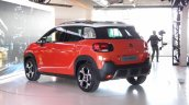 2017 Citroen C3 Aircross rear three quarters left side