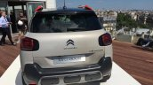 2017 Citroen C3 Aircross rear