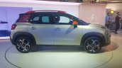 2017 Citroen C3 Aircross right side