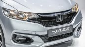 2017 Honda Jazz (facelift) V bumper launched Malaysia