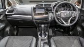 2017 Honda Jazz (facelift) V dashboard launched Malaysia