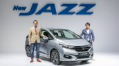 2017 Honda Jazz (facelift) V launched Malaysia