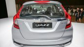 2017 Honda Jazz (facelift) V rear launched Malaysia