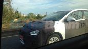 2017 Hyundai Verna DRLs new spyshots