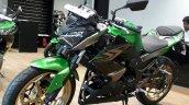 2017 Kawasaki Z250 dealership front three quarter