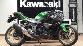 2017 Kawasaki Z250 dealership side right
