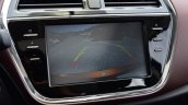 2017 (Maruti) Suzuki S-Cross infotainment system