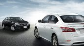 2017 Nissan Sylphy facelift Thailand