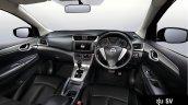 2017 Nissan Sylphy facelift interior Thailand