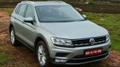 2017 VW Tiguan front quarter right First Drive Review