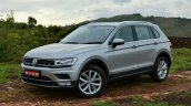 2017 VW Tiguan front three quarter left First Drive Review