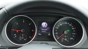 2017 VW Tiguan instrument cluster First Drive Review