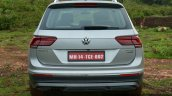2017 VW Tiguan rear First Drive Review