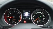 2017 VW Tiguan tire pressure First Drive Review