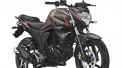 2017 Yamaha Byson Matte Brown front three quarter