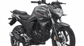 2017 Yamaha Byson Matte Grey front three quarter