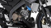 2017 Yamaha FZ150i engine
