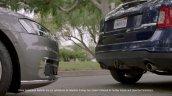 2018 Audi A8 front bumper
