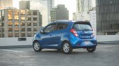 2018 Chevrolet Beat rear three quarters
