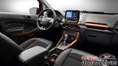 2018 Ford EcoSport (facelift) dashboard