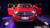 2018 Ford EcoSport (facelift) front